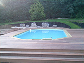Piscine et plan d 39 eau en brabant wallon les jardins de for Construction piscine waterloo